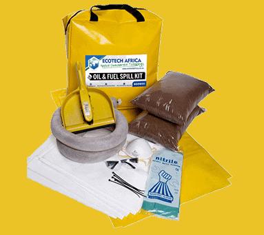 spill kits & absorbents bag