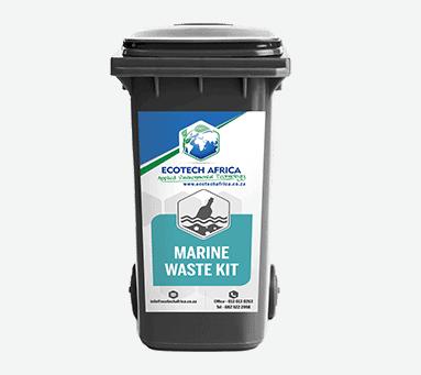 Marine waste kit - spill kits & absorbents