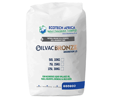 Oilvac Bronze spill kits & absorbents