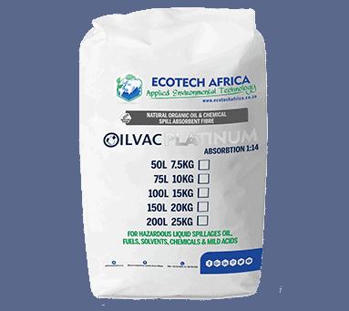 Oilvac Platinum spill kits & absorbents