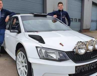 Gert-Jan Kobus & Martin Nortier - Skoda Fabia R5 - 2020