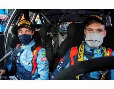 Gregoire Munster & Louis Louka - Rally di Roma Capitale 2020