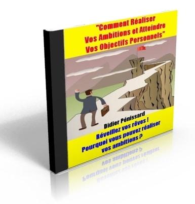 passeport pour la réussite attendre ses objectifs personnels