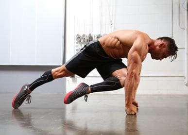 High Intensity Interval Training for Strength
