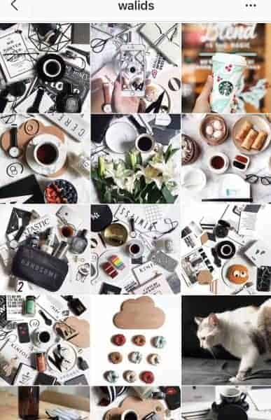 20 Incredible Instagram Feed Themes You Can Recreate