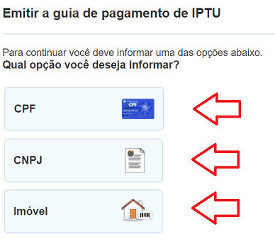 Consulta IPTU Jaragua do Sul