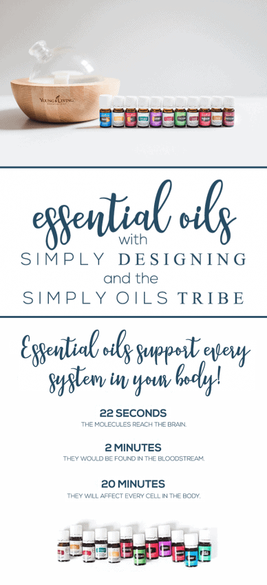Essential Oils with Simply Oils Tribe