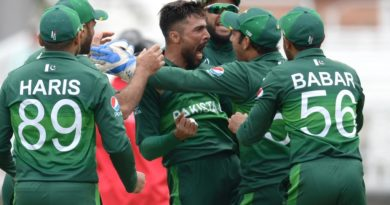 South Africa vs Pakistan World Cup 2019