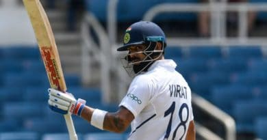 India vs SA second Test Report card