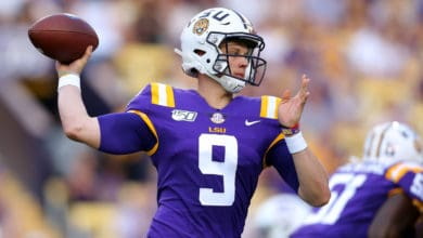 LSU Star Joe Burrow Unhappy With Bengals