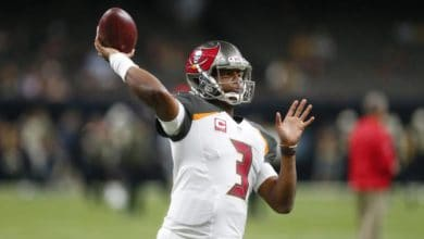 Buccaneers Not Bringing Jameis Winston Back