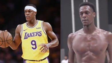 Lakers News: Rajon Rondo Undergoes Body Transformation