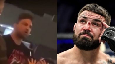 Mike Perry Cut By UFC After Hitting Elderly Man, Yelling N-Word?