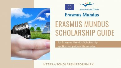 Photo of Erasmus Mundus Scholarship: An Application  Guide