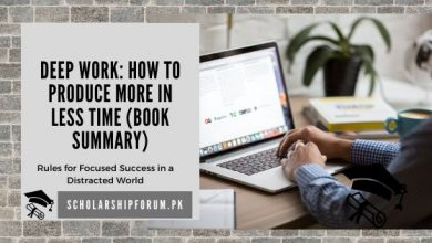 Photo of Deep Work: How to Improve Focus & Concentration