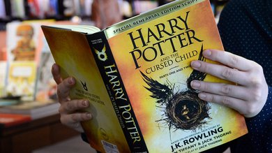 Photo of Дом книги на Арбате открыл продажи новой книги о Гарри Поттере дом книги на арбате Дом книги на Арбате открыл продажи новой книги о Гарри Поттере