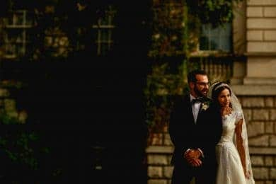 wedding london st ermins hotel