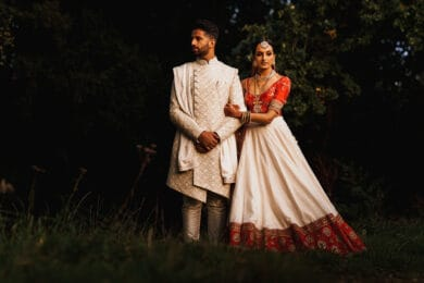 denham grove hindu wedding photographs
