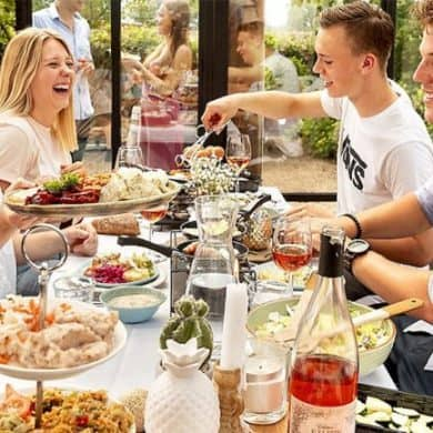 Heerlijk gourmetten doe je het liefst elke dag