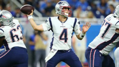 Will Jarrett Stidham Start For Patriots?