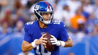 Eli Manning Opens Up About Giants, Daniel Jones