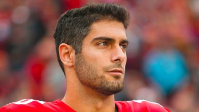 49ers Star Reacts To Jimmy Garoppolo Trade
