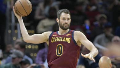 Cavs Will Trade Kevin Love To Portland Trail Blazers