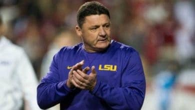 LSU Loses Another Star To Baylor