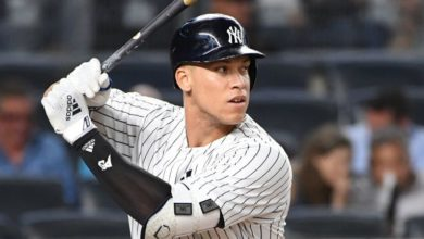 Yankees Moving Aaron Judge To First Base?