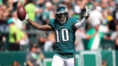 Eagles Cutting DeSean Jackson Over Racist, Antisemitic Tweets?