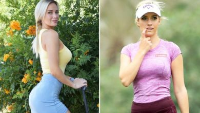 Paige Spiranac's Nude Photo Leak Changed Her Outlook