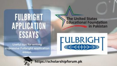 Photo of Fulbright Application Essays: Personal Statement & Study Objective