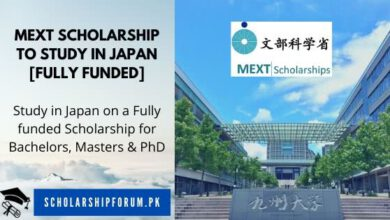 Photo of MEXT Scholarship for BS/MS/PhD in Japan 2021