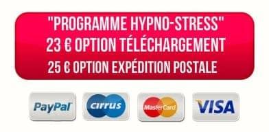 hypnostress paiement