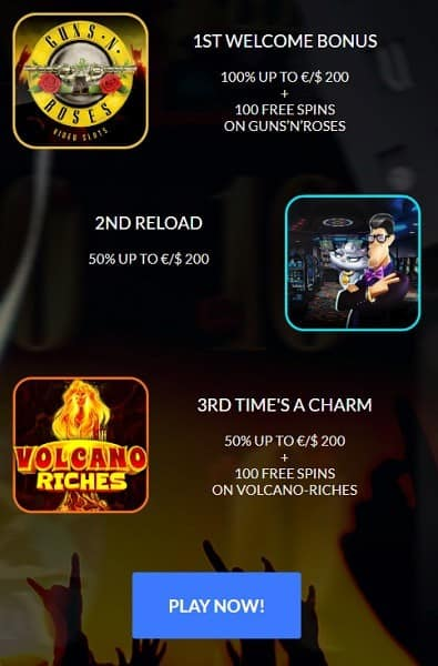 West Casino gratis spins and free bonus code