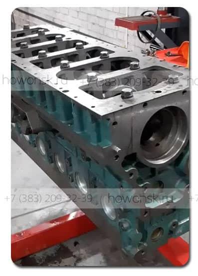 Симптомы неисправности дизельных двигателей Weichai, Sinotruck
