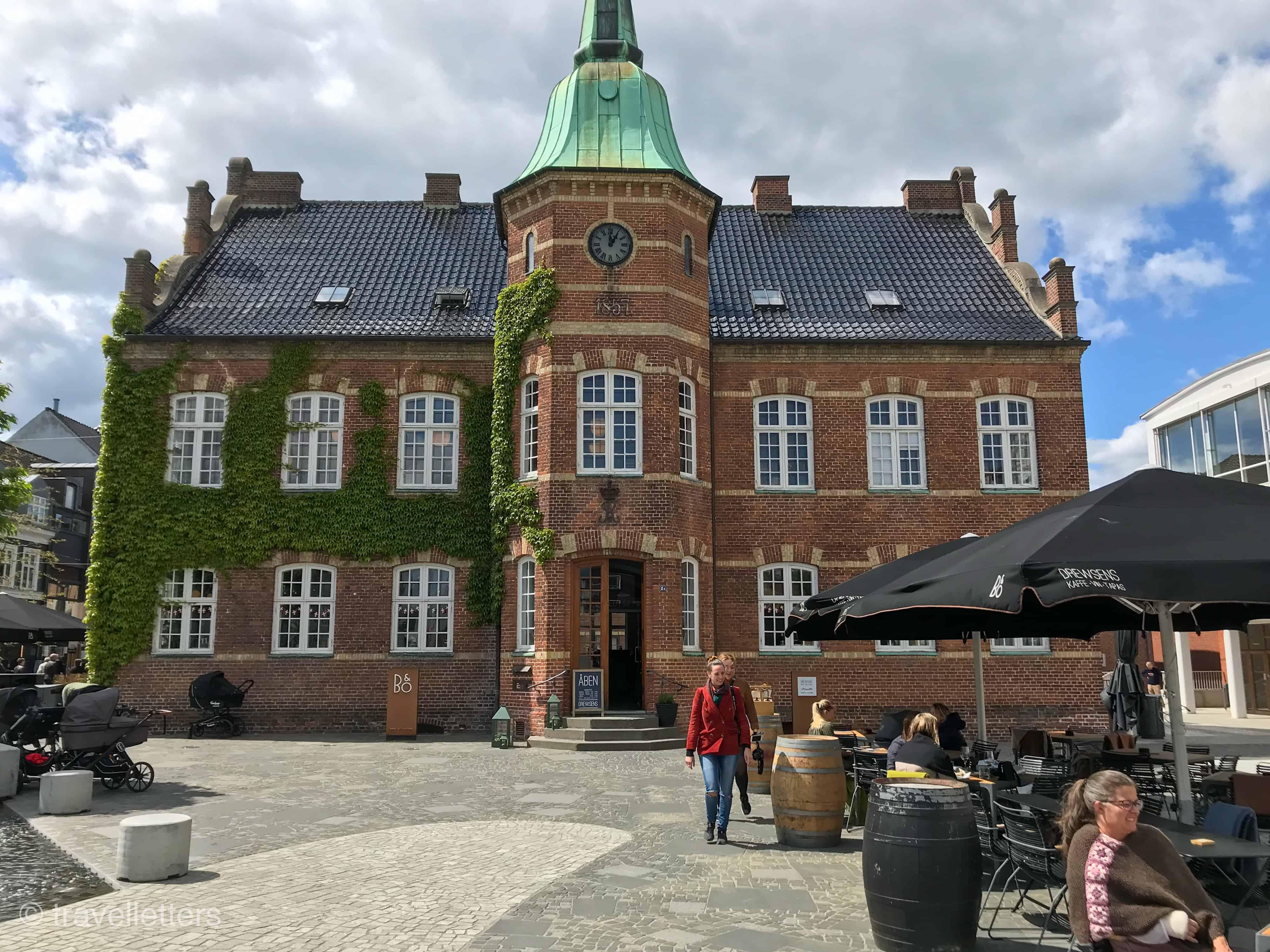 Weekendtur til Silkeborg i Danmark.Det Gamle rådhuset i Silkeborg. 5 ting å få med seg på en helgetur til Silkeborg.