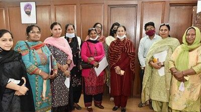 Aruna Chaudhary directs to fill the vacancies of Anganwadi Workers and Helpers