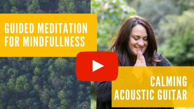 Kiran Trace Guided Meditation For Mindfulness
