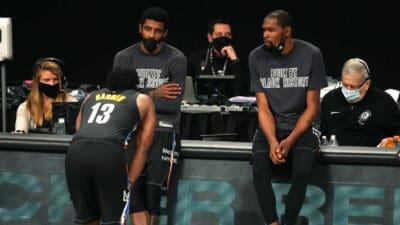 Velika trojka Bruklina bolja od Klipersa u derbiju NBA večeri