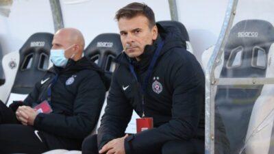 Aleksandar Stanojević o stanju u ekipi pred nastavak sezone