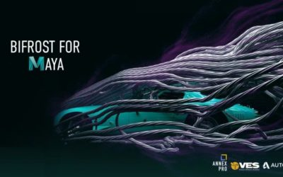 Taking The Mystery out of Bifrost for Maya Webinar On-Demand