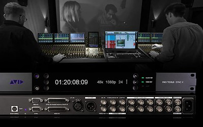 What is Avid Pro Tools Sync X and What Does It Mean for You?
