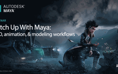 What's New With The Latest Version of Autodesk Maya