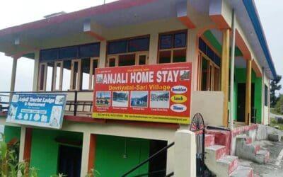 Anjali Home Stay Sari
