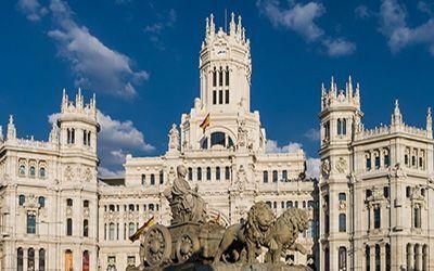 Diez edificios emblemáticos de Madrid