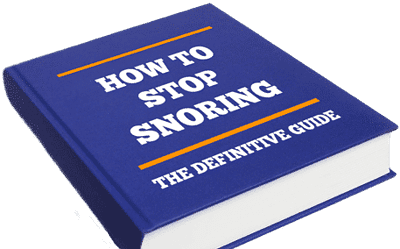 How to stop snoring (The definitive, step-by-step Guide 2019)