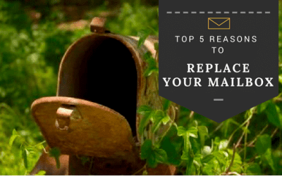 When is it time to replace your mailbox?