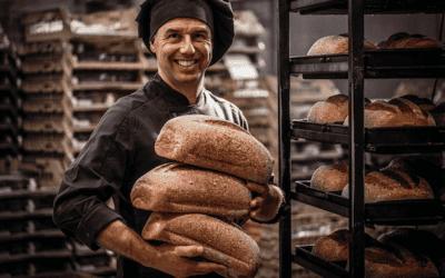 Brood van bakkerij 't Kraayennest