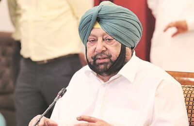 Capt Amarinder Singh asked PSPCL to cancel re-examine all unilateral power purchase agreements made by SAD-BJP government